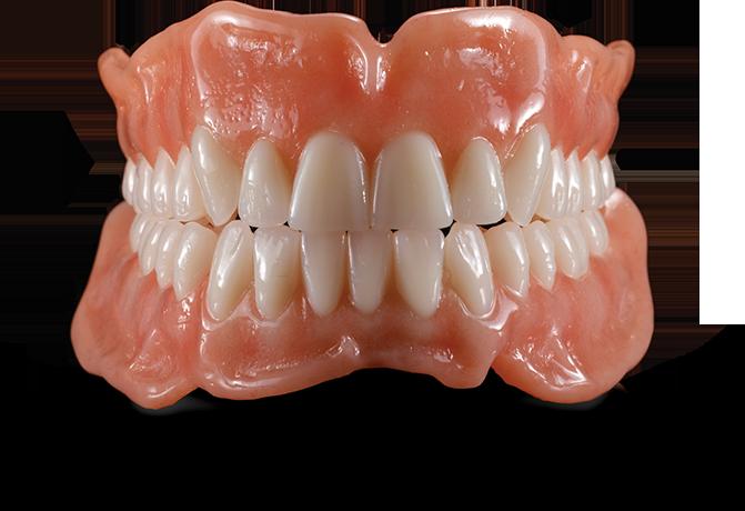 Necessary words... dentures liner plastic strip question interesting